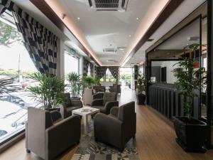 OYO 292 Stella Hotel, Hotel  Johor Bahru - big - 7