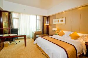 Sovereign Hotel Zhanjiang, Rezorty  Zhanjiang - big - 28