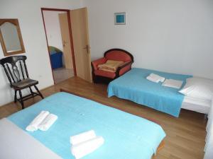 Apartments CICO Starigrad Paklenica, Ferienwohnungen  Starigrad-Paklenica - big - 37