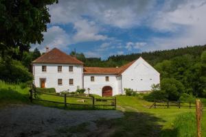 Penzion Krakovice, Гостевые дома  Каплице - big - 1