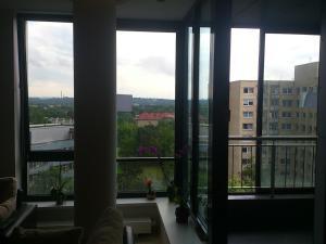 Centro apartamentai - Panorama, Apartments  Vilnius - big - 9