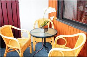 Fjordhotellet, Aparthotely  Lysekil - big - 22
