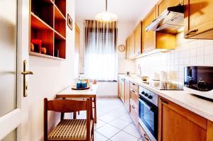 Superior Three-Bedroom Apartment with Terrace Kazinczy street