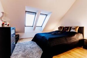 Luxury Three-Bedroom with roof terrace Kazinczy street