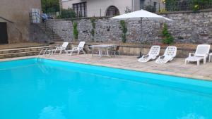 Chambres d'hôtes La Fontaine, Affittacamere  Espalion - big - 22