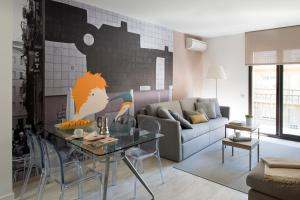 Two-Bedroom Apartment with Two Bathrooms