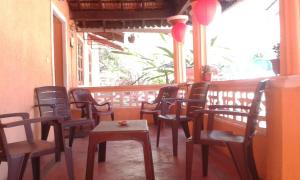Goan Portuguese Villa, Ville  Saligao - big - 10