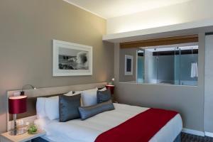 Улучшенный двухместный номер с 1 кроватью или 2 отдельными кроватями, вид на море