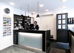 Hotel Ansgar, Отели  Копенгаген - big - 60