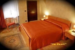 Hotel Ristorante La Font, Hotel  Castelmagno - big - 9