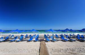 Marinos Beach Hotel-Apartments, Aparthotely  Platanes - big - 29