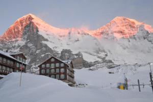 Hotel Hirschen - Grindelwald, Hotely  Grindelwald - big - 42