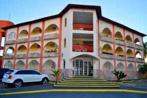 Hotel Brisa dos Abrolhos, Hotels  Alcobaça - big - 10