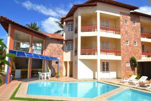Hotel Brisa dos Abrolhos, Hotels  Alcobaça - big - 7