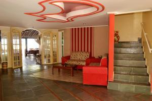 Hotel Brisa dos Abrolhos, Hotels  Alcobaça - big - 9