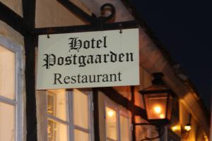 Hotel Postgaarden Mariager