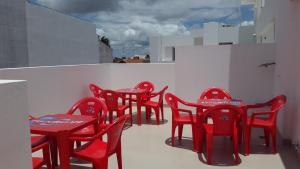 Backpacker Bar&Suites, Hostely  Santa Cruz de la Sierra - big - 43