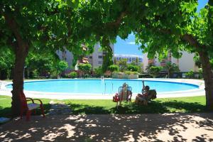 UHC Rhin-Danubio Apartments, Apartments  Salou - big - 15