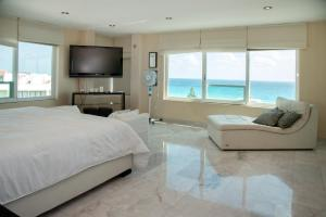 Brisas Penthouses on Perfect Beach, Appartamenti  Cancún - big - 19