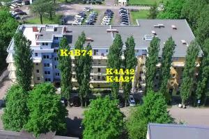 Apartamenty Tit Kasprowicza, Ferienwohnungen  Kolberg - big - 21