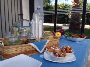 Villa Azolata B&B, Bed and Breakfasts  Partinico - big - 24