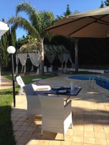 Villa Azolata B&B, Bed and Breakfasts  Partinico - big - 53