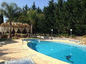 Villa Azolata B&B, Bed and Breakfasts  Partinico - big - 46