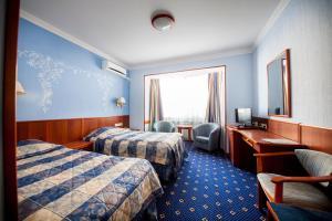 Hotel Yacht Club Noviy Bereg, Üdülőtelepek  Boltyino - big - 12