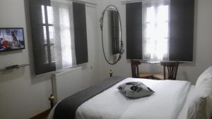 Hotel Dryalos, Hotel  Miléai - big - 36