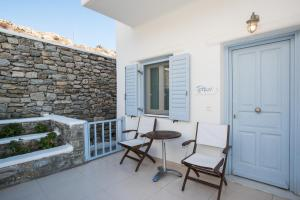 Villa Nireas, Apartmány  Platis Yialos Mykonos - big - 89