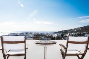 Villa Nireas, Apartmány  Platis Yialos Mykonos - big - 35
