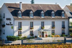 Logis Hotel Les Grands Crus, Hotely  Gevrey-Chambertin - big - 21