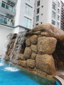 Urban Sanctuary Resort Condo @ Larkin, Appartamenti  Johor Bahru - big - 17