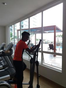 Urban Sanctuary Resort Condo @ Larkin, Appartamenti  Johor Bahru - big - 14
