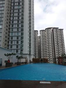 Urban Sanctuary Resort Condo @ Larkin, Appartamenti  Johor Bahru - big - 5