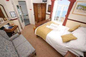 Harbour View Hotel, Pensionen  Ventnor - big - 8