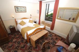 Harbour View Hotel, Penzióny  Ventnor - big - 7