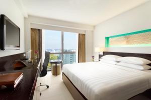 Hotel Jen Malé, Maldives, Szállodák  Malé - big - 3