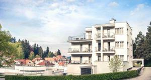 Hotel Radun, Szállodák  Luhačovice - big - 50