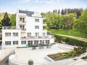 Hotel Radun, Szállodák  Luhačovice - big - 19