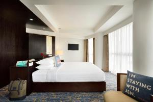 Hotel Jen Malé, Maldives, Szállodák  Malé - big - 8