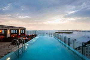 Hotel Jen Malé, Maldives, Szállodák  Malé - big - 58