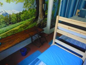 Кровать в общем номере с 3 кроватями