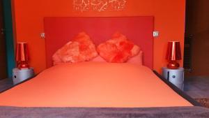 B&B Dochavert, Bed & Breakfast  Carcassonne - big - 17