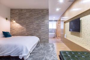 JHeim·City Villa, Priváty  Šanghaj - big - 15
