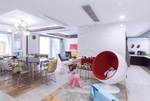 JHeim·City Villa, Priváty  Šanghaj - big - 38