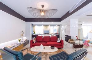 JHeim·City Villa, Priváty  Šanghaj - big - 47