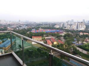 Urban Sanctuary Resort Condo @ Larkin, Appartamenti  Johor Bahru - big - 25