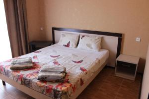 Гостиница АллиАнна, Новомихайловский