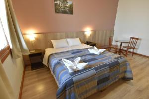 Hotel Villa Aconchego de Gramado, Szállodák  Gramado - big - 12